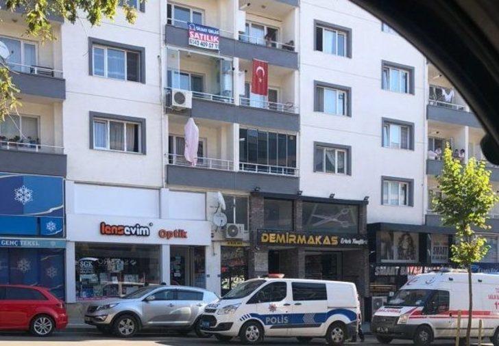 Bursa'da dehşete düşüren intihar! İşe giden vatandaşlar fark etti