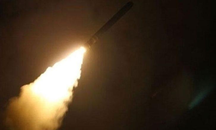 Irak'ta ABD askerlerinin bulunduğu Beled Askeri Hava Üssü'ne roketli saldırı