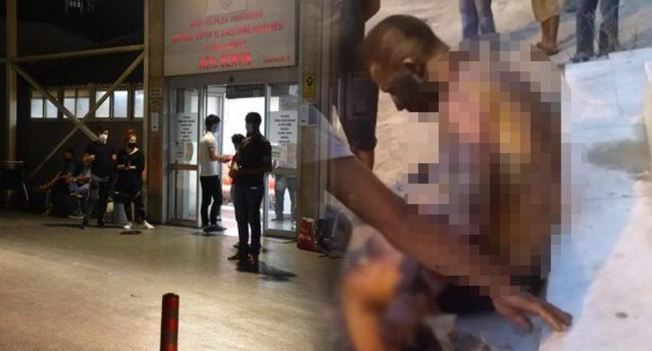 İzmir'de korkunç olay! Tartıştıkları kişiyi tiner döküp yaktılar