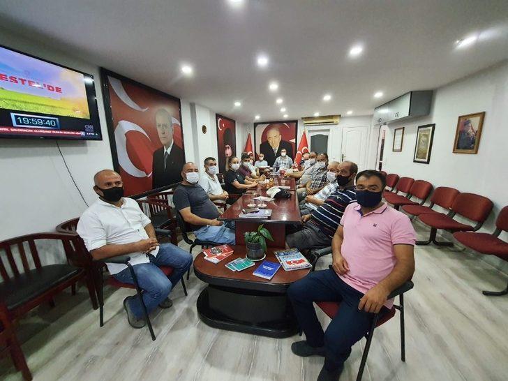 MHP Kuşadası ilçe kongresi 25 Ağustos'ta yapılacak
