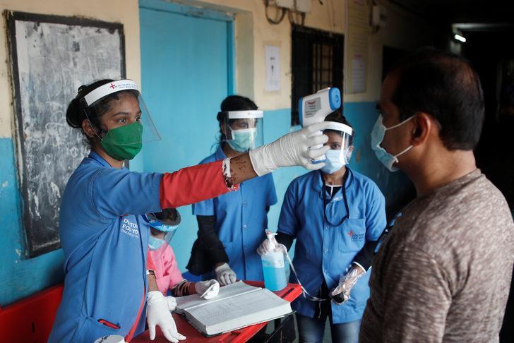 Mumbai'de sürü bağışıklığı yakalandı mı?
