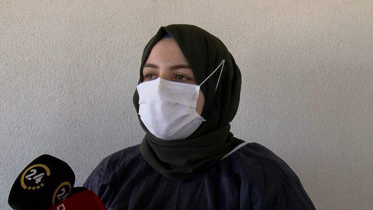 Alibeyköy'de saldırıya uğrayan Sena Koçak yaşadığı dehşeti böyle anlattı