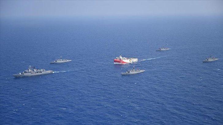 """Reuters: Türk ve Yunan savaş gemileri arasında """"küçük bir kaza"""" yaşandı"""