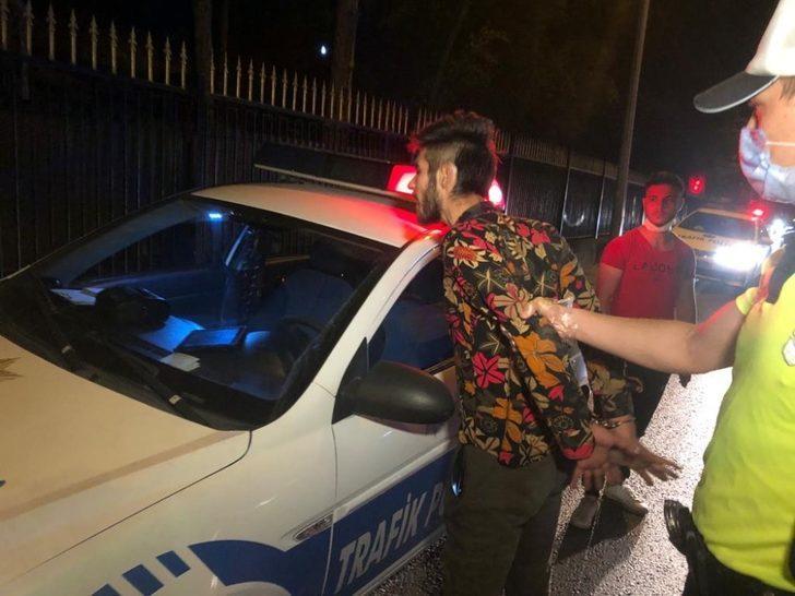 Ankara'da sahte muhabirin foyası gazeteciler gelince ortaya çıktı