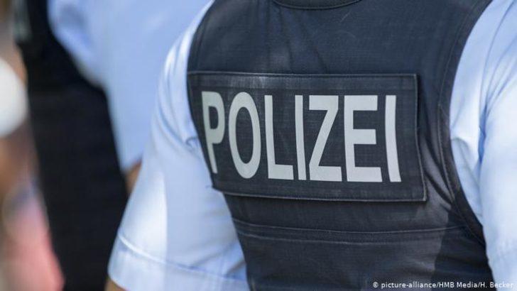 Sağcı tehlike - Almanya'da polis zan altında