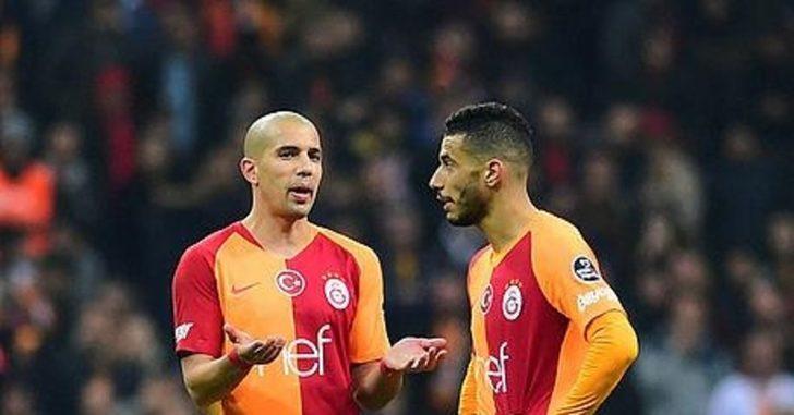 Sofiane Feghouli yeniden West Ham'a