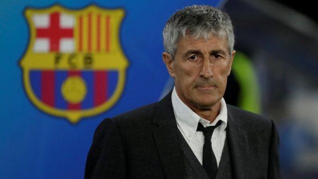 Barcelona: 8-2'lik Bayern hezimeti sonrası teknik direktör Quique Setien kovuldu