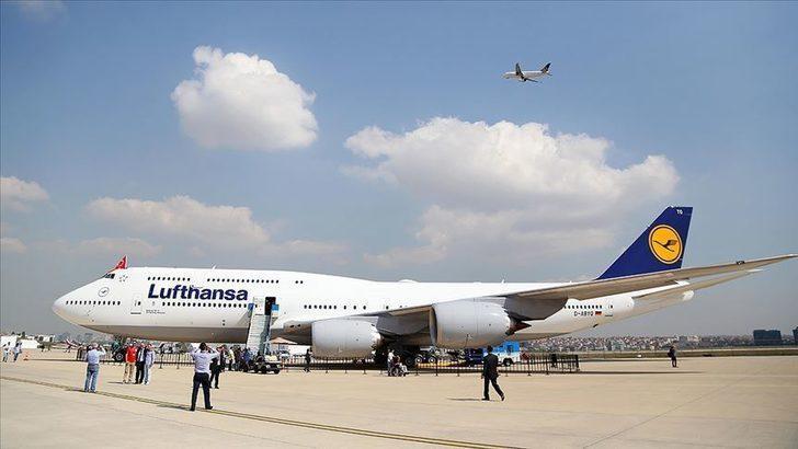 Alman hükümetinden Lufthansa'ya yeşil ışık