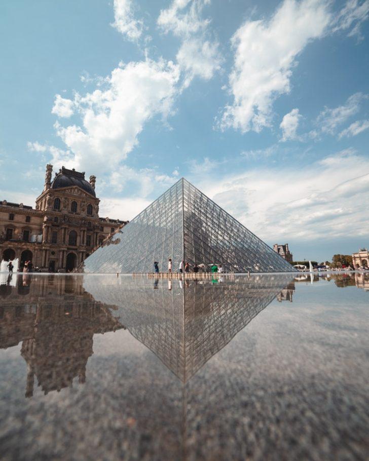 14 milyondan fazla ziyaretçiyi ağırladı! İşte dünyanın en çok ziyaret edilen müzeleri...