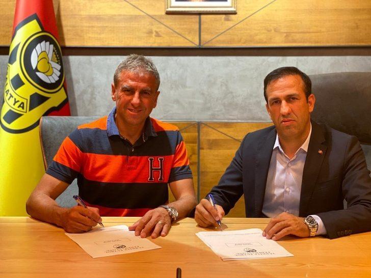 Yeni Malatyaspor, Hamza Hamzaoğlu ile anlaştı!