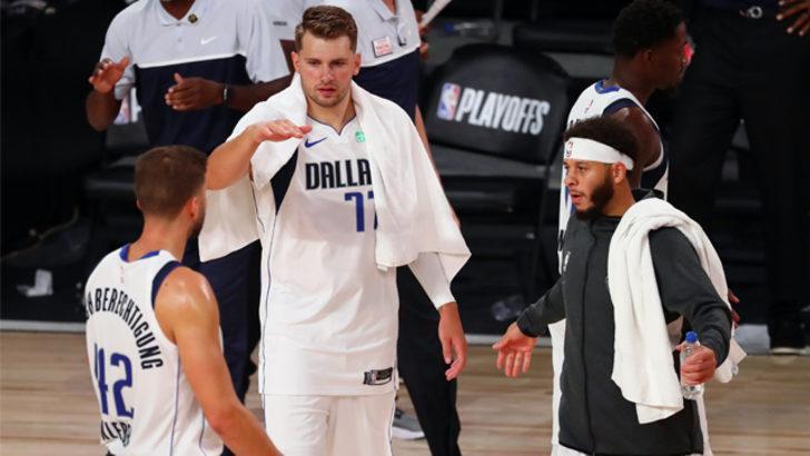Mavericks Clippers'ı yenerek seriyi eşitledi