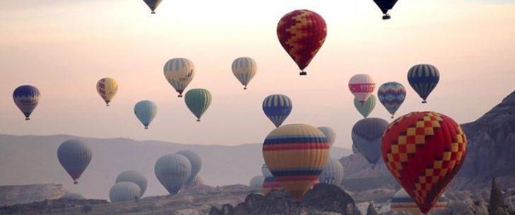Ulaştırma ve Altyapı Bakanı duyurdu! Sıcak hava balon turlarının başlayacağı tarih belli oldu
