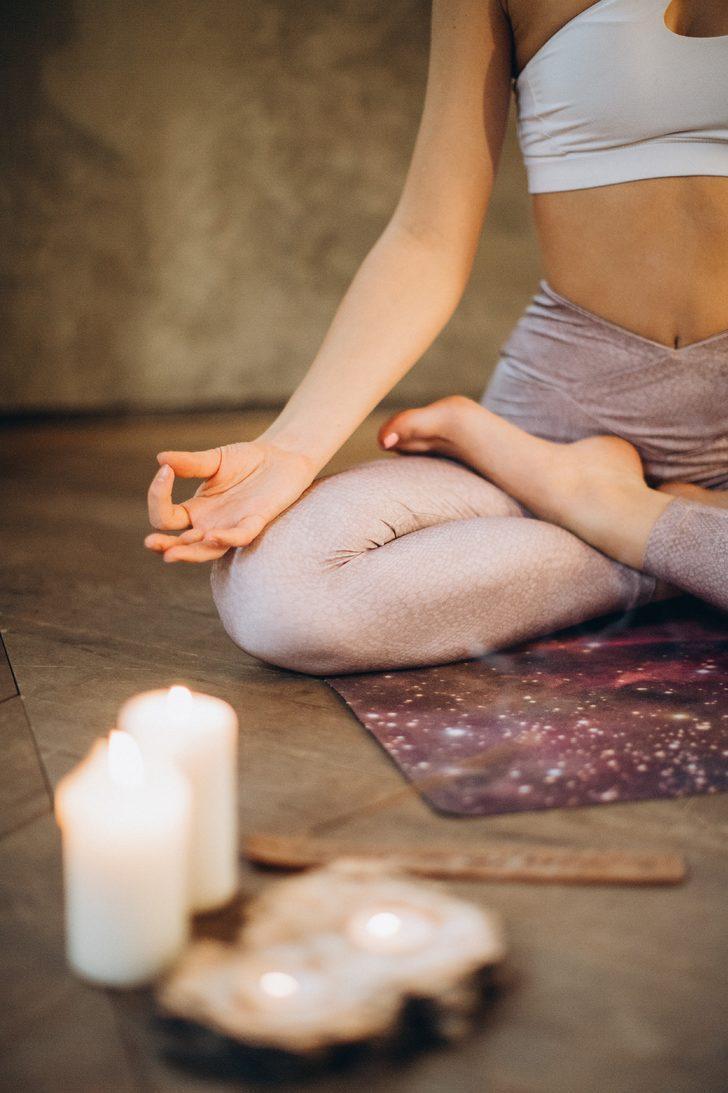 Daha huzurlu bir hayat için bu tekniklerle meditasyon yapabilirsiniz...