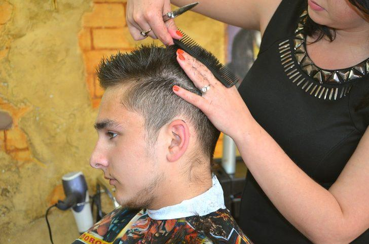 Yeni ve modern erkek saç modelleri