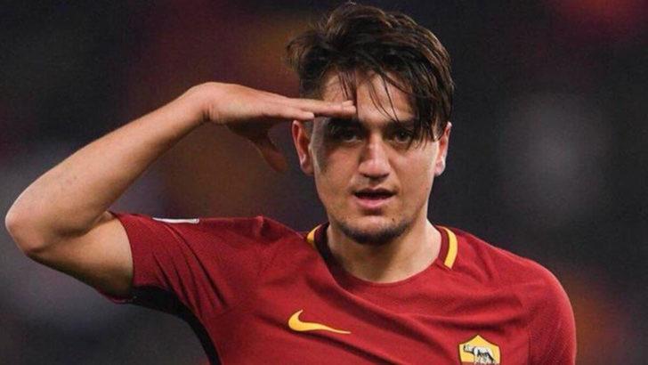 Napoli, Cengiz Ünder'i transfer etti!
