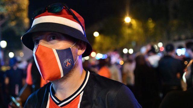 Şampiyonlar Ligi finali: Marsilya'da polis yarın için konan PSG forması giyme yasağını kaldırdı