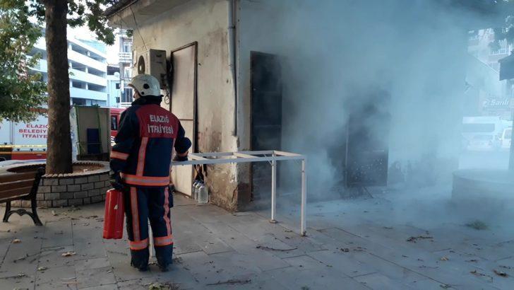 Elazığ'da trafo merkezinde patlama: 1 yaralı