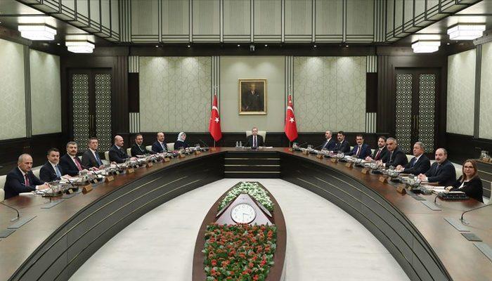Kabine toplantısı ne zaman yapılacak? İşte toplantıda görüşülecek maddeler thumbnail