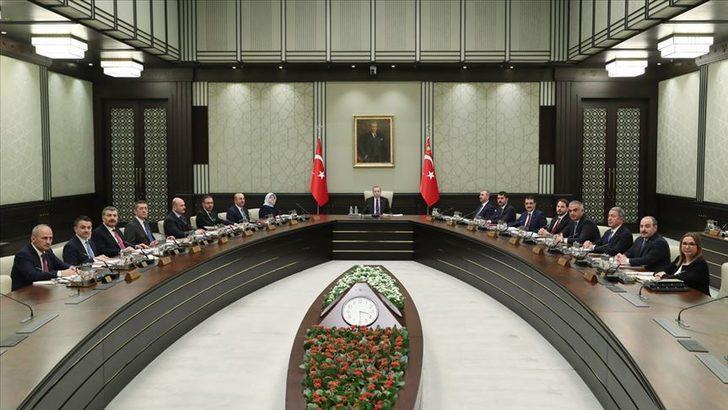 Kabine Toplantısı ne zaman? Kabine Toplantısı kararları ne olur?