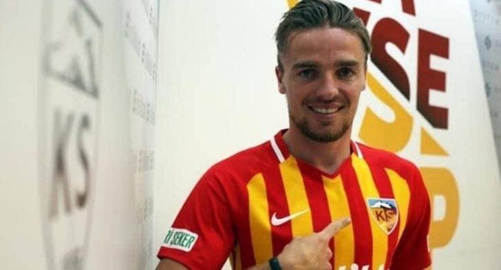 Acun Ilıcalı'nın takımı Fortuna Sittard Kayserispor'dan Ben Rienstra transfer etti