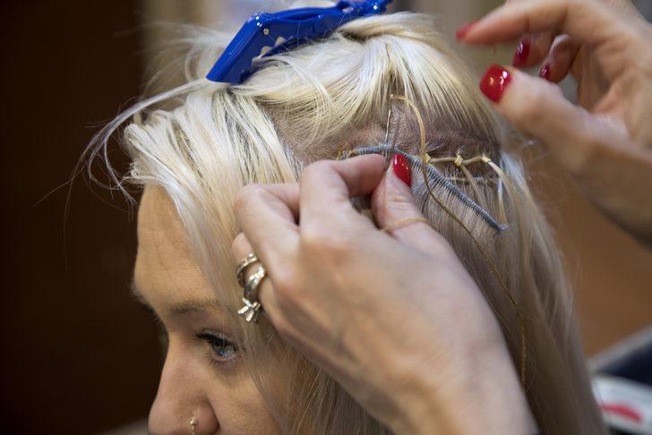 Baş ağrısına neden olan 4 saç modeli