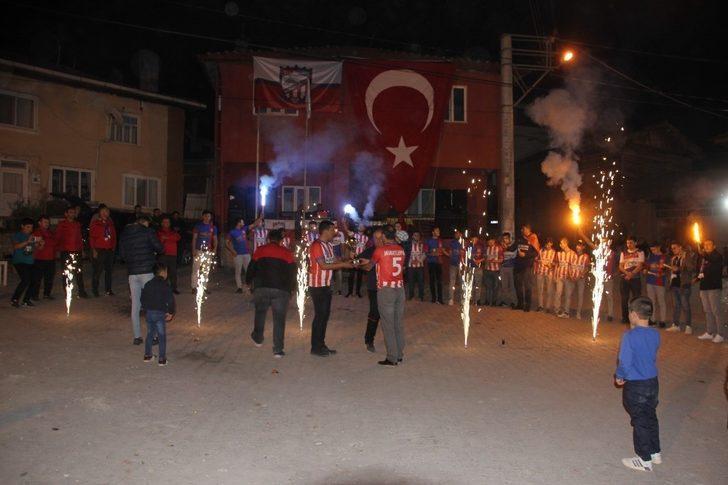 Köy takımı Muratlıspor süper amatörde