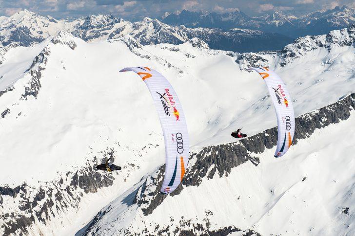 10. Red Bull X-Alps kayıtları tamamlanıyor