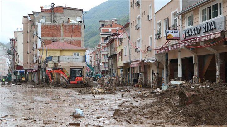 Giresun'daki sel felaketinden acı haber! 1 kişinin daha cansız bedeni bulundu