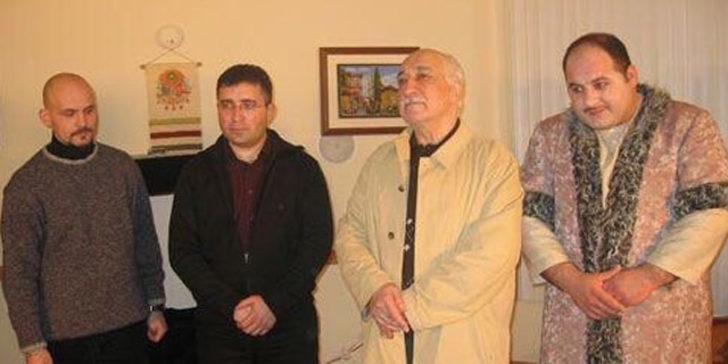 Atalay Demirci'nin Fethullah Gülen'le yer aldığı kare yayınlandı