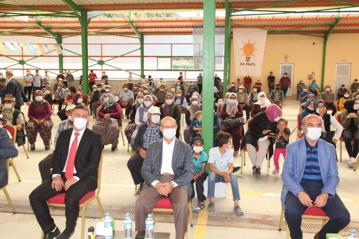 AK Parti Doğanhisar ve Derbent ilçe kongreleri gerçekleştirildi