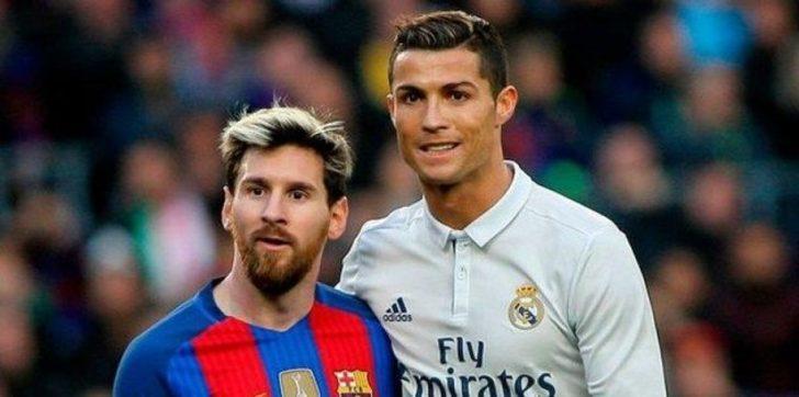 Messi ve Ronaldo takım arkadaşı oluyor! Juventus'tan flaş teklif...