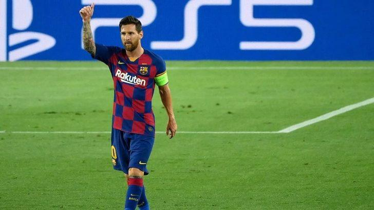 Lionel Messi: Barcelona'dan ayrılmakta kararlı görünen yeşil sahaların 'uzaylısı'