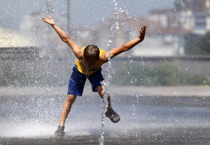 Meteoroloji'den sıcaklık uyarısı: Mevsim normalleri üzerinde olacak