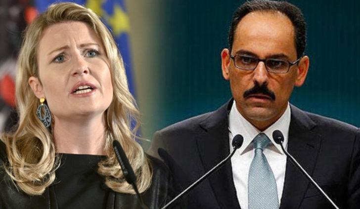 Cumhurbaşkanlığı Sözcüsü İbrahim Kalın'dan Avusturya'ya ironik cevap