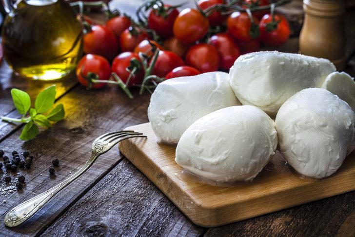 Dünyaca ünlü İtalyan mozzarella peynirine Karadeniz'den rakip çıktı!