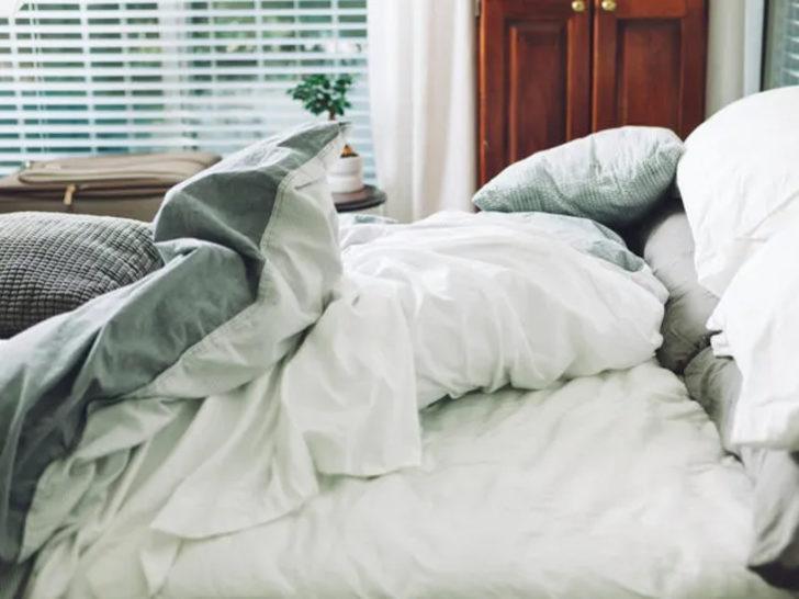 Yatağınızı sakın hemen toplamayın! Uzmanlar gizli tehlikeye karşı uyardı...