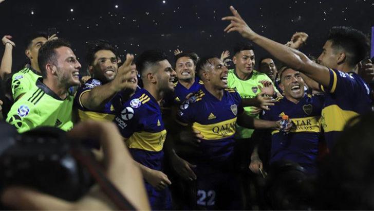 Arjantin ekibi Boca Juniors'ta 18 futbolcu pozitif