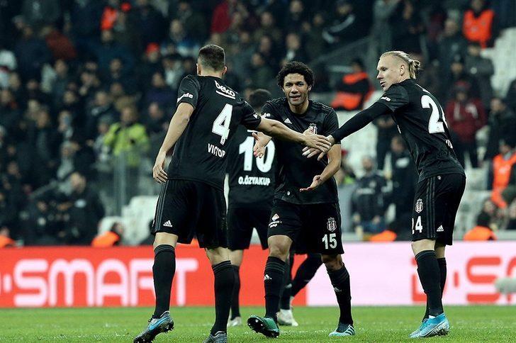Beşiktaş, Victor Ruiz için Real Betis'ten tazminat talep etti