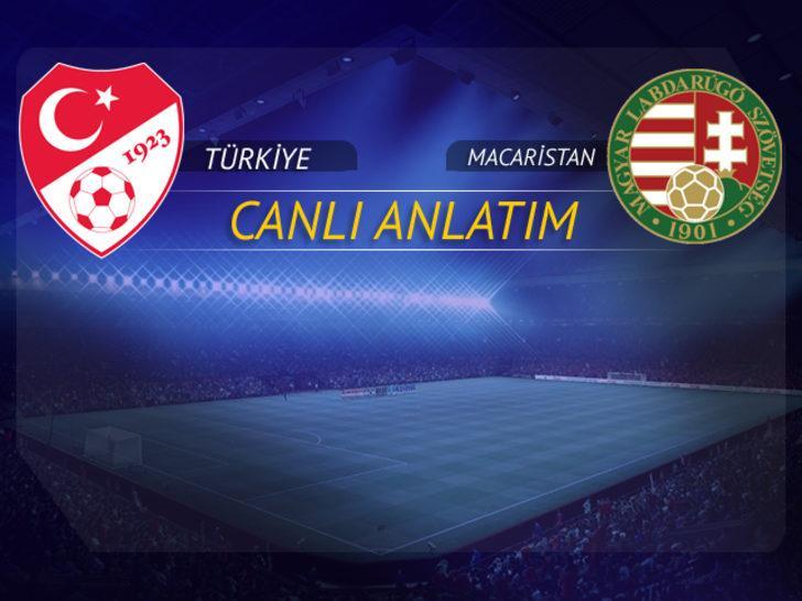 Türkiye - Macaristan | CANLI