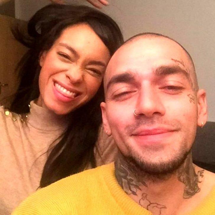 Ezhel'in eski sevgilisi Tina'dan bomba iddia! 'Aldatıldım'