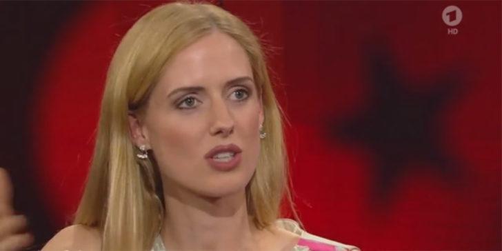 Wilma Elles Alman televizyonunda Erdoğan'ı savundu