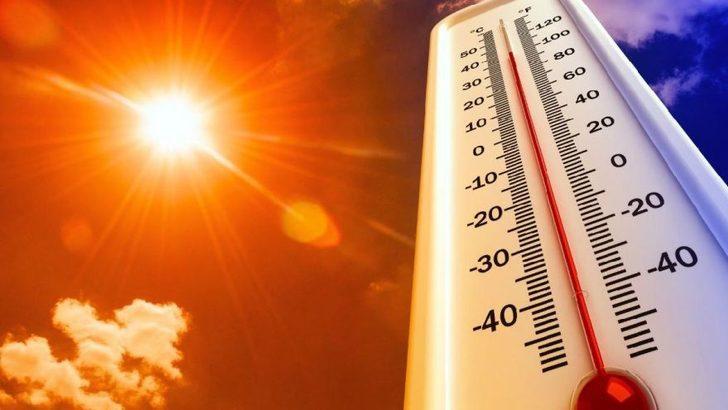 Meteoroloji'den haritalı 'sıcak hava' uyarısı! 40 dereceyi aşacak