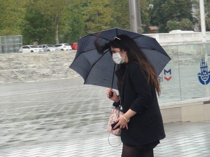 Meteoroloji hava durumuyla ilgili saat vererek uyardı! Dolu ve sel baskınlarına karşı dikkat!