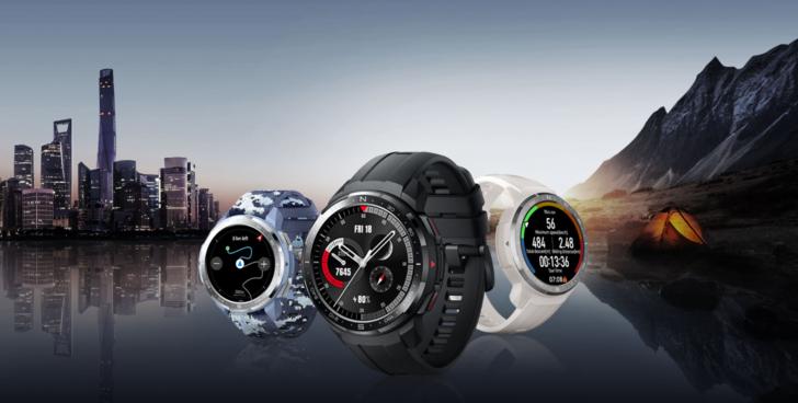 IFA 2020'den: Honor Watch GS Pro ve Watch ES tanıtıldı! İşte özellikleri ve fiyatları