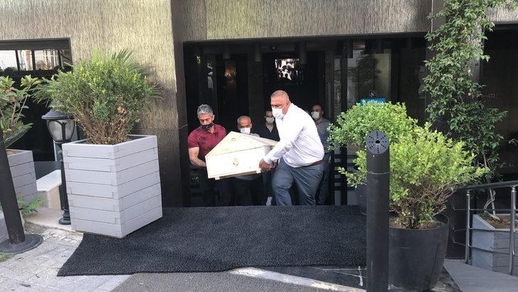İstanbul'da otel odasında şüpheli ölüm