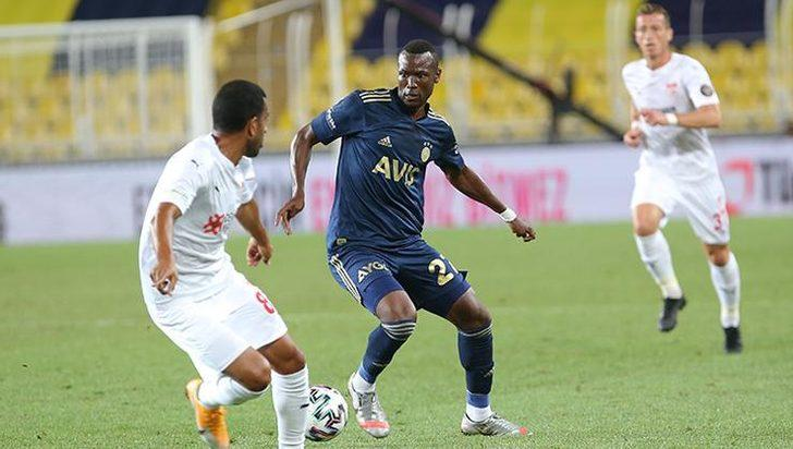 ÖZET   Fenerbahçe-Sivasspor: 1-0