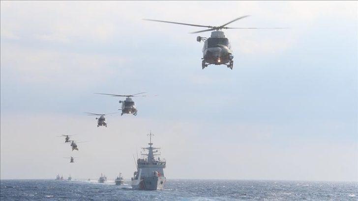 Cumhurbaşkanı Yardımcısı Fuat Oktay'dan flaş Doğu Akdeniz açıklaması