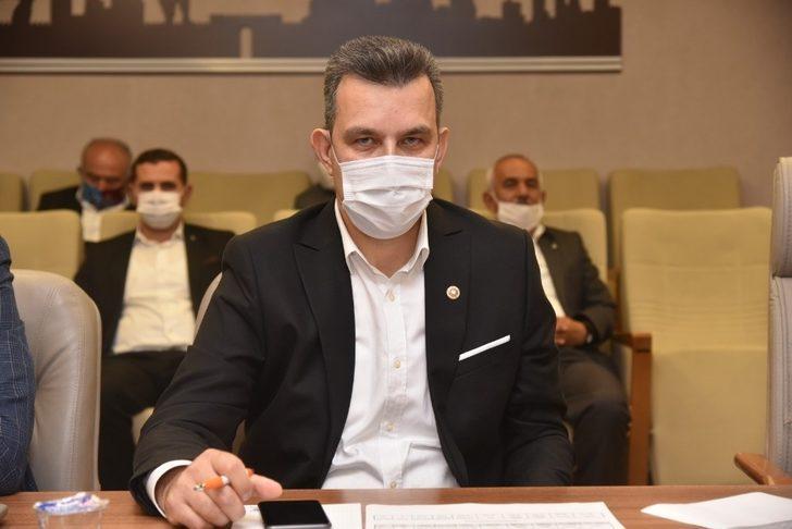 Milletvekili Mustafa Esgin'den Korona virüs paylaşımı