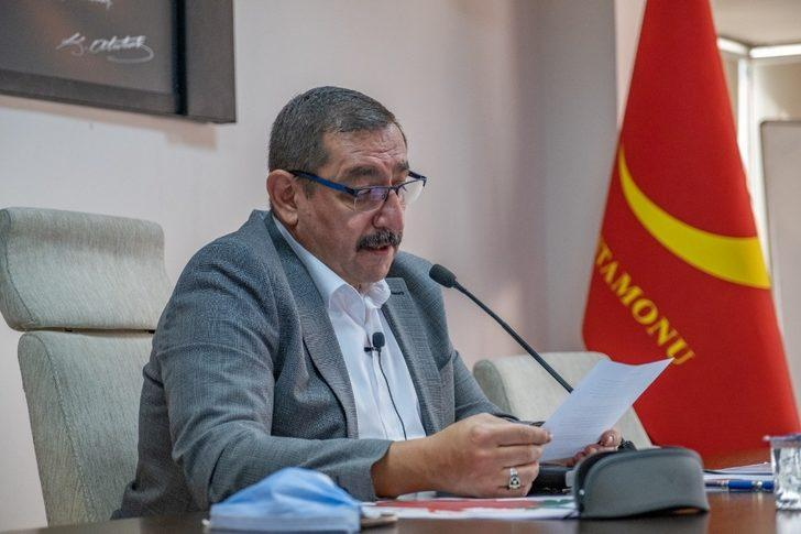 Budamış köyünün taşınmazları Kastamonu Belediyesine aktarıldı