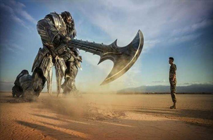 Transformers 5: Son Şövalye konusu nedir? Transformers 5 fragmanı ve oyuncuları